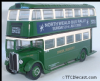 EFE 27808B AEC Regent STL - London Transport - Route 339 Epping LT Garage - PRE OWNED